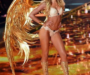 angel, perfect body, and victoria's secret angel image