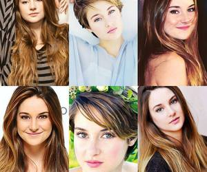Shailene Woodley, tris, and shailene image