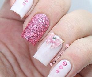 fashion, girl, and manicure image
