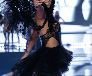 Adriana Lima, Victoria's Secret, and fashion image