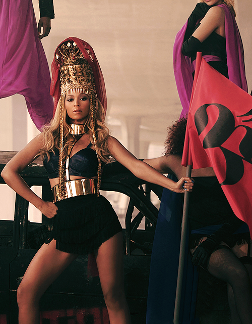 beyoncé and run the world image