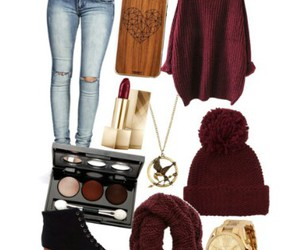 clothes, sweater weather, and fashion image