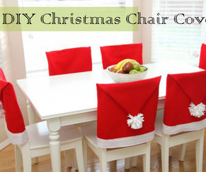 chair, christmas, and covers image