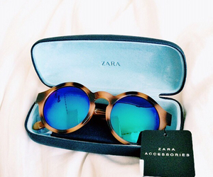 Zara, fashion, and sunglasses image