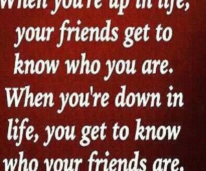 friendship, loyal, and quote image