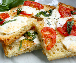 bread, healthy, and italian image