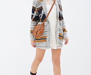 cardigan, fashion, and forever 21 image