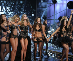 Victoria's Secret and model image