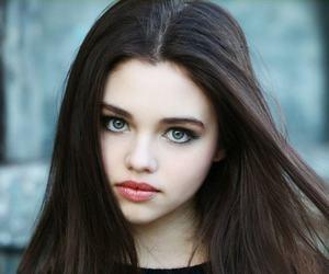girl, india eisley, and eyes image