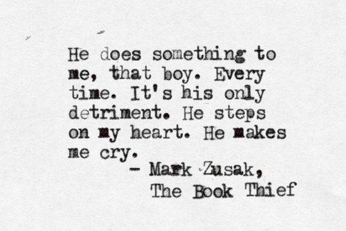the book thief quotes - Google Search on We Heart It