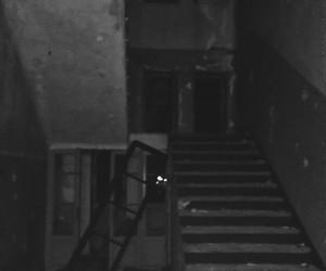 asylum, macabre, and blackandwhite image