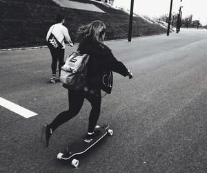 longboard and love image