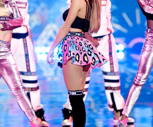 ariana grande, ariana, and Victoria's Secret image