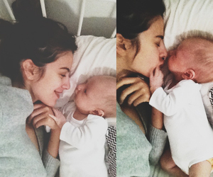 adorable, daddy and baby, and babies image
