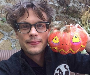 Halloween and matthew gray gubler image