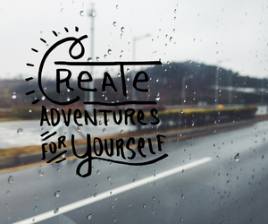 adventure, create, and inspire image