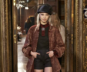 chanel and pre fall 2015 image