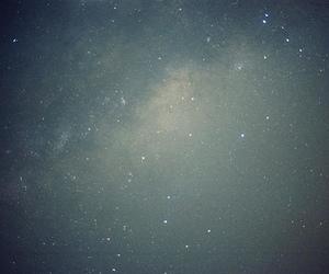 sky, stars, and amazing image