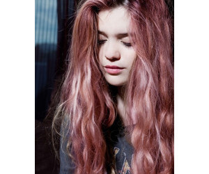girl, grunge, and hairstyle image