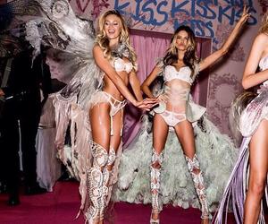 angel, Behati Prinsloo, and model image