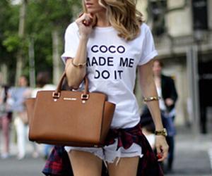coco chanel, fashion, and women's fashion image