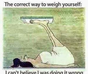 funny and weight image