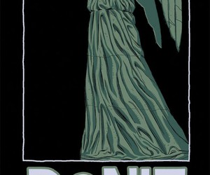 doctor who, don't blink, and weeping angels image