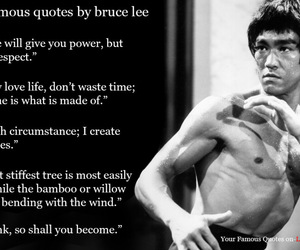 bruce lee, life quotes, and famous image