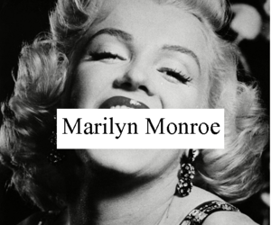 <3, beautiful, and Marilyn Monroe image