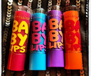 lips and baby lips image