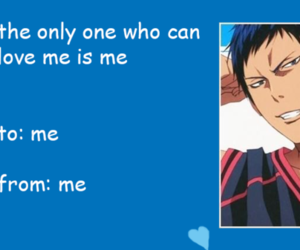 card, valentine, and knb image