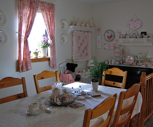 dining room, furniture, and diningroom image