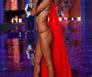 alessandra ambrosio, victoria's secret angel, and angel image