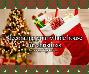 christmas, cool, and decorate image