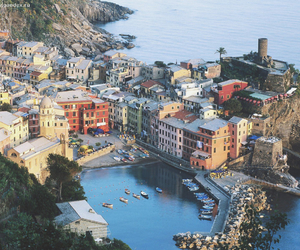 italy and sea image
