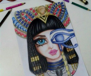 art, drawing, and katy perry image
