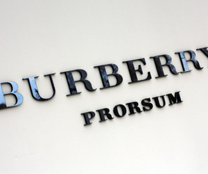 Burberry, fashion, and brand image
