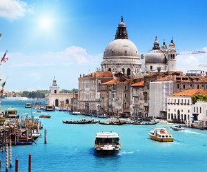 towns and venice image
