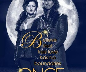 once upon a time, belle, and rumple image