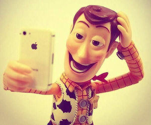 amor, disney, and woody image
