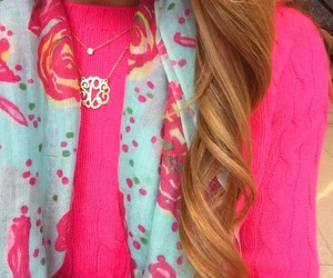 cashmere, lilly pulitzer, and preppy image