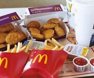 fast, food, and McDonald's image