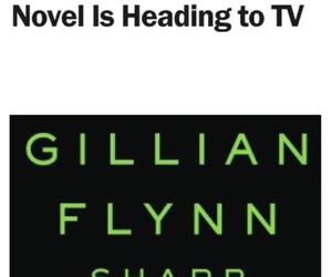 gillian flynn, sharp objects, and gone girl image