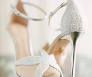 shoes, wedding, and style image