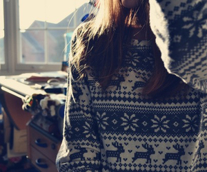 adorable, sweater, and sweaterweather image