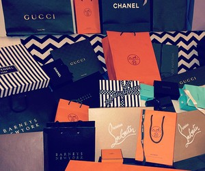 gucci, luxury, and chanel image