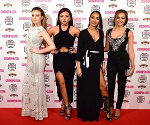 perrie, jesy, and jade image