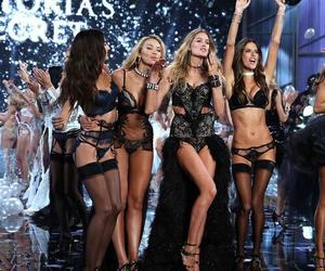 Adriana Lima, angels, and Victoria's Secret image