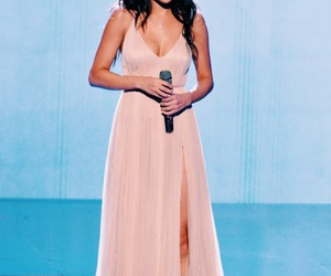 selena gomez, dress, and selena image