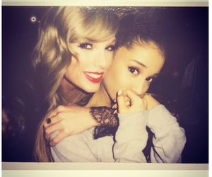 beauty, taylor, and grande image